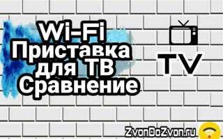 Основные критерии выбора Wi-Fi адаптер для Вашего телевизора