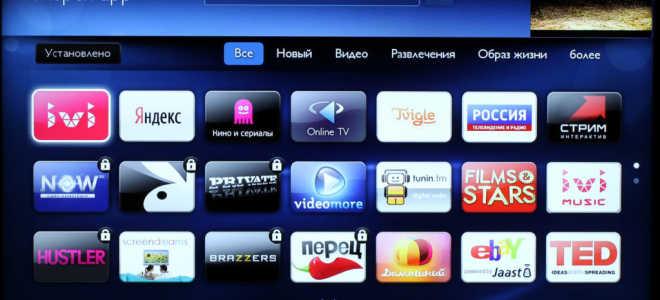 Не работает Интернет на Smart TV: что делать?