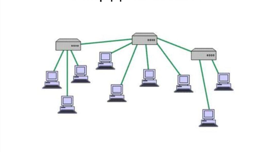 Топология дерево