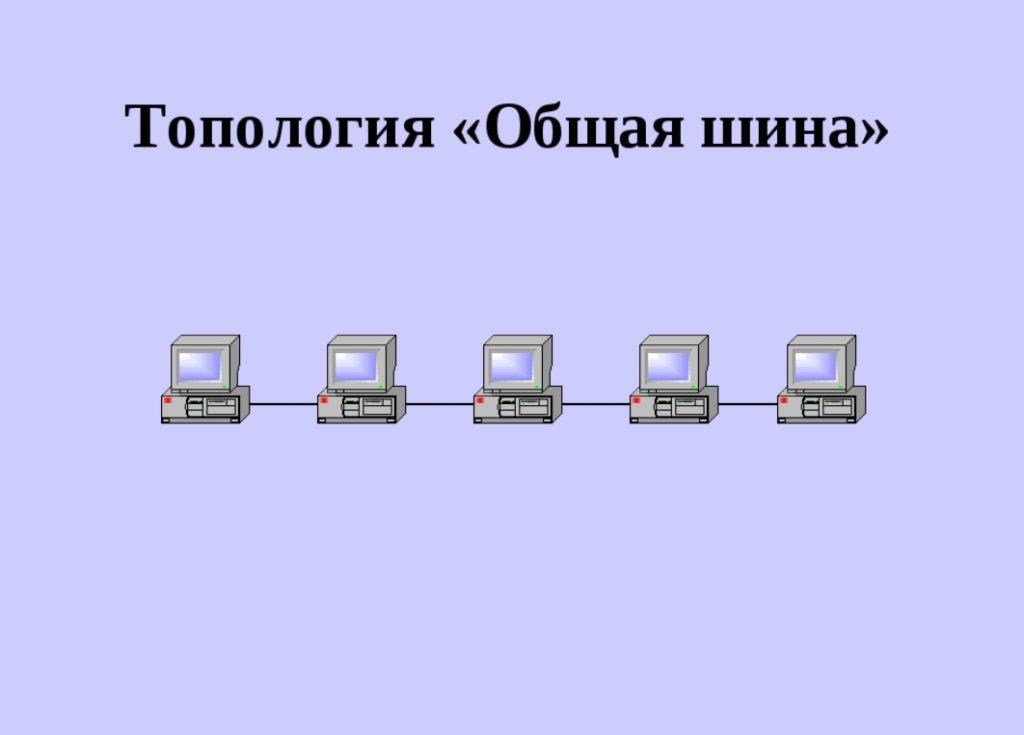 Топология шина