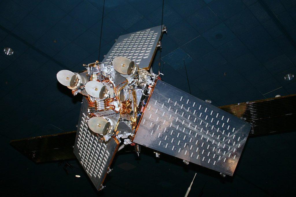 Спутниковая система Iridium