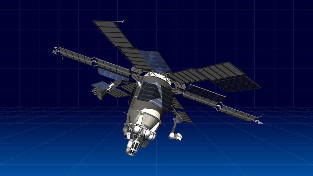 спутник Молния 3