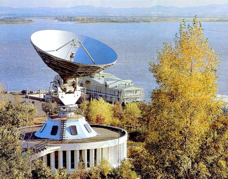 """Фиксированная антенна с приемной станцией """"Орбита"""""""